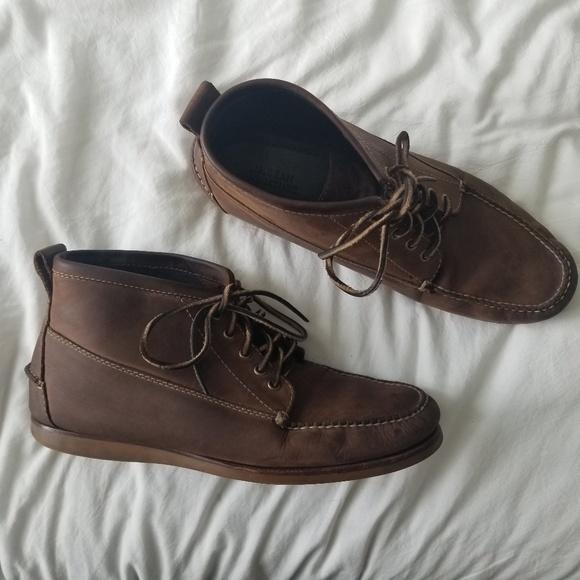 624dfc19399 L.L. Bean Signature Leather Boots
